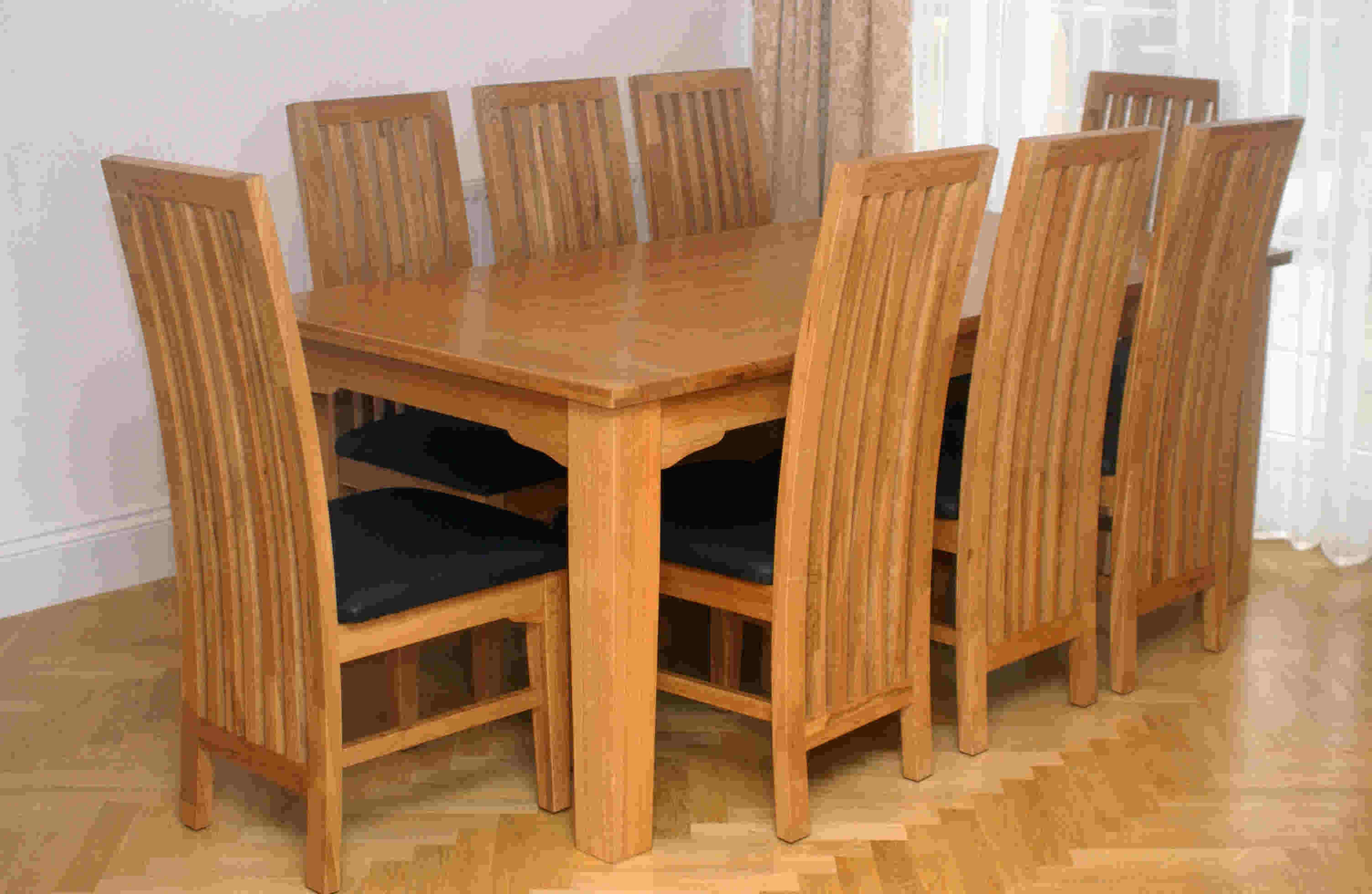 My Weblog: Buying New Oak Dining Room Furniture