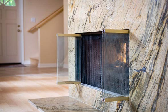 Fireplaces (11)