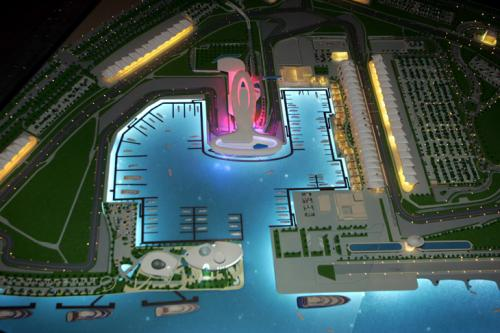 Abu Dhabi Grand Prix Hospitality